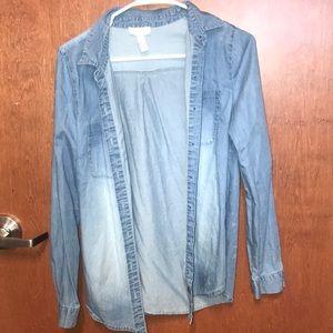 Full Tilt vintage jean shirt